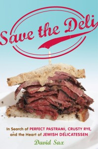 Brent's Deli co-hosting event with renowned author