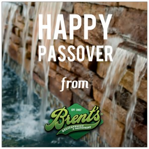 Passover hours, holiday meal & more