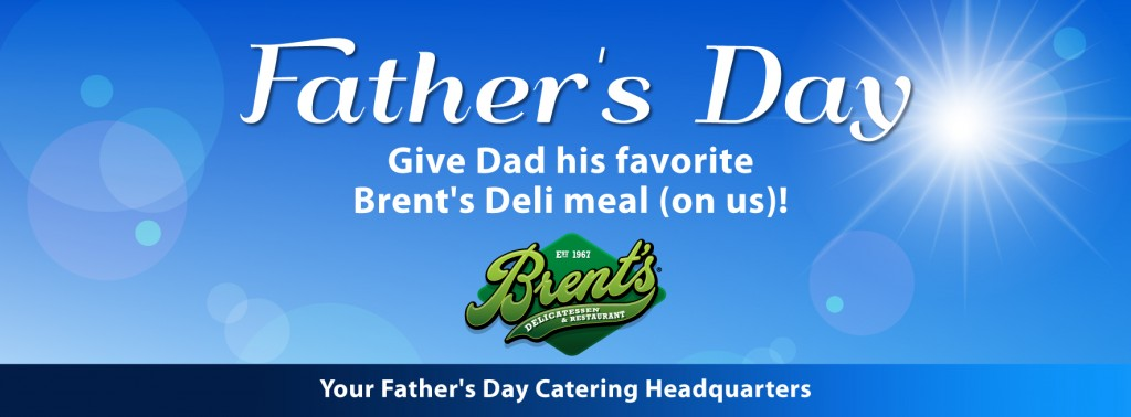 Father's Day at Brent's Deli