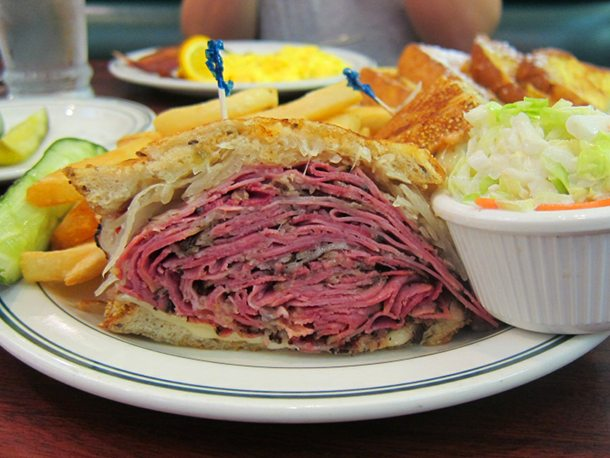 Serious Eats Features Brent's Deli For National Sandwich Month