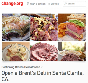 Brent's Deli third location Santa Clarita