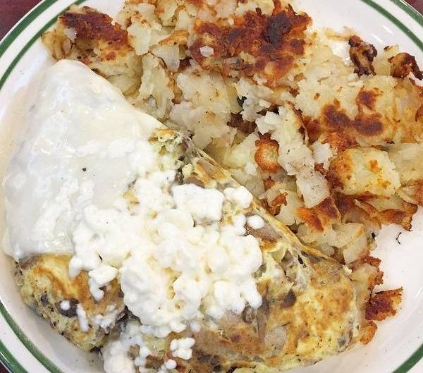 Brent's Deli omelette omelet breakfast Northridge Westlake Village Los Angeles restaurant delicatessen