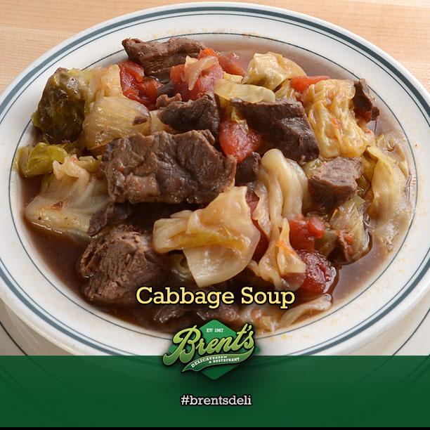 Deli Classics: Cabbage Soup