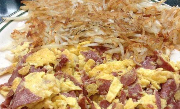Brent's Deli salami eggs breakfast Northridge Westlake Village restaurant delicatessen
