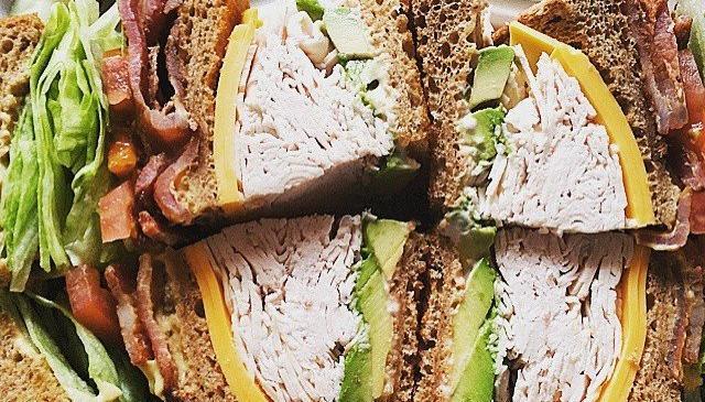 restaurant delicatessen sandwiches take out delivery northridge westlake village los angeles
