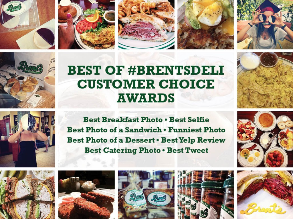 Best of #brentsdeli Customer Choice Awards