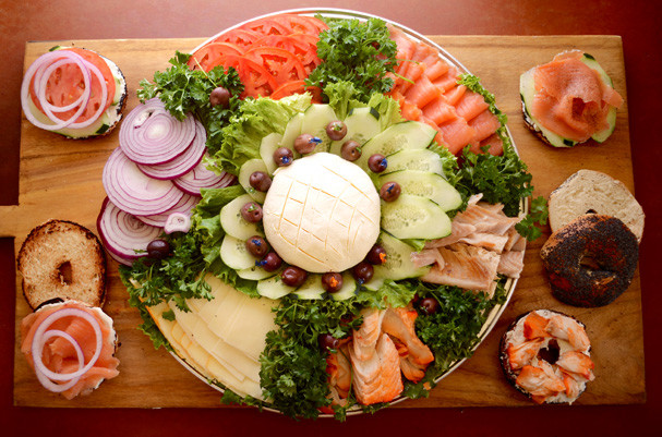Enjoy Brent's Deli Catering Services In Northridge and Online Catering Services In Westlake Village