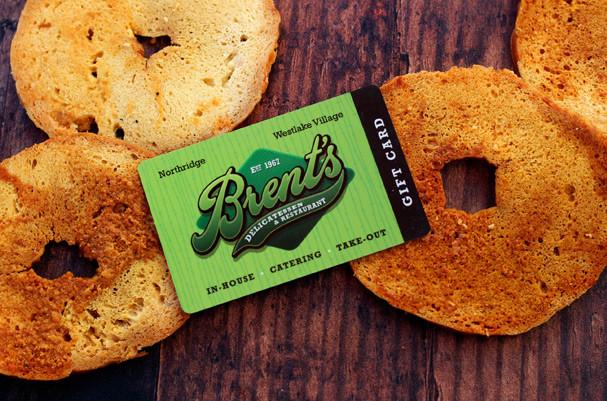 Brent's Deli Gift Cards
