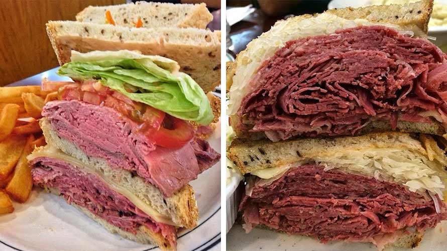 6 Hot Combinations of Triple-Decker Sandwiches