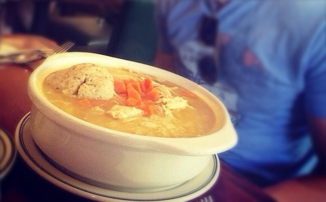 Mish Mosh Soup