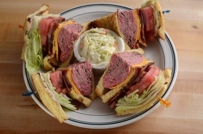 Brent's Club Sandwiches