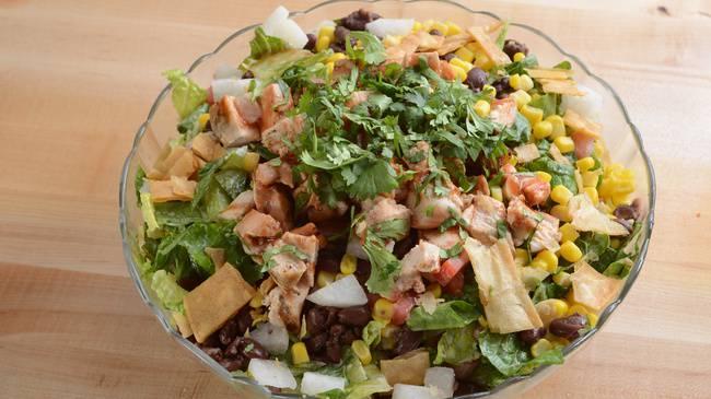 Brent's Healthy Salad