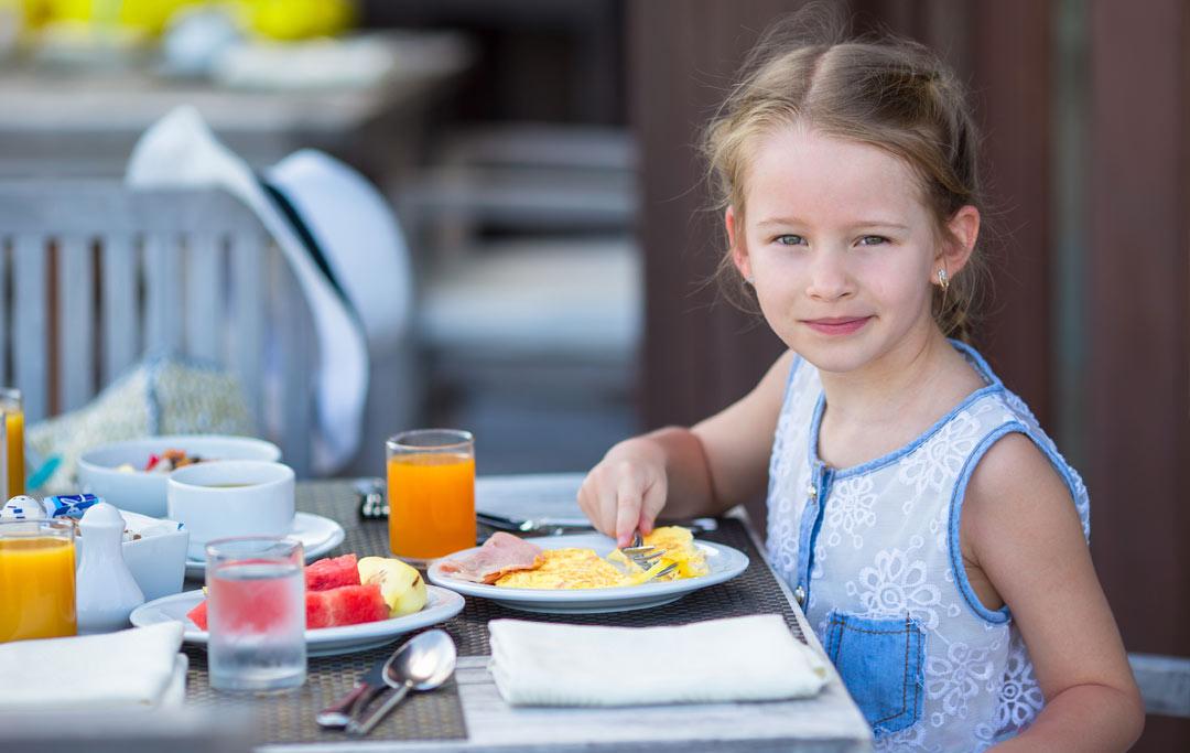 Healthy Breakfast for Kids by Brent's Deli