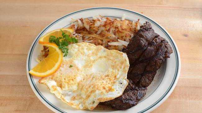 Special Steak & Eggs