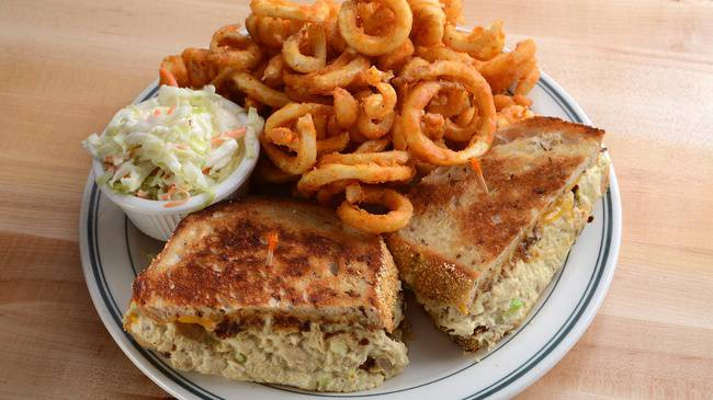 Delicious Melts from Brent's Deli